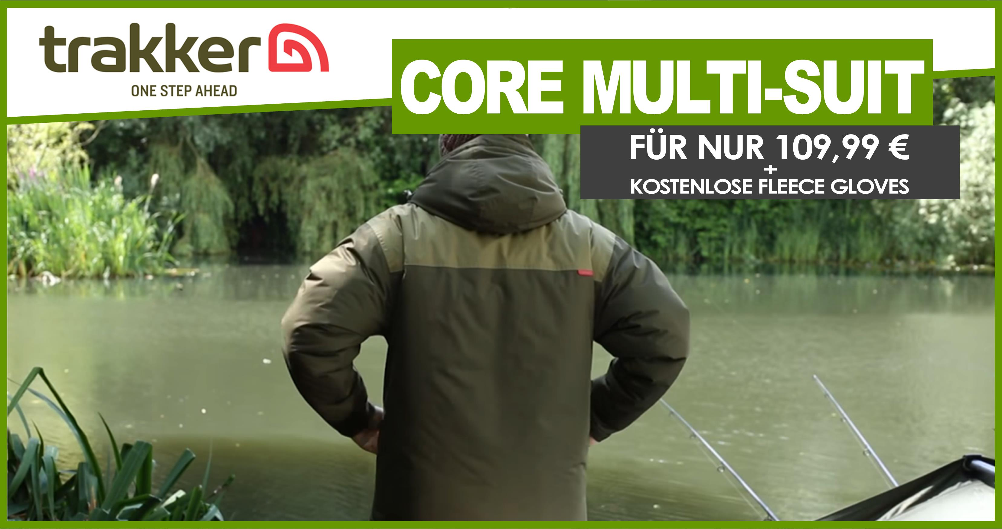 Trakker CORE MULTI-SUIT DEAL